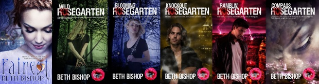 Beth's book covers